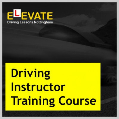 Driving Instructor Training Course