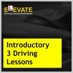 Introductory 3 Driving Lessons