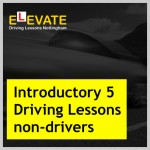 Introductory 5 Driving Lessons non-drivers