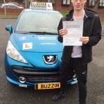 automatic driving lessons in Gedling