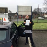 crash intensive driving courses in Nottingham
