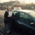 female automatic driving instructors in Nottingham