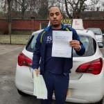 top 5 driving instructors in Nottingham