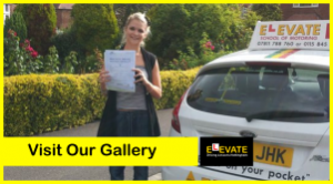 driving test centers in Beeston