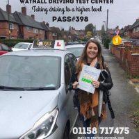 Driving instructors Nottingham