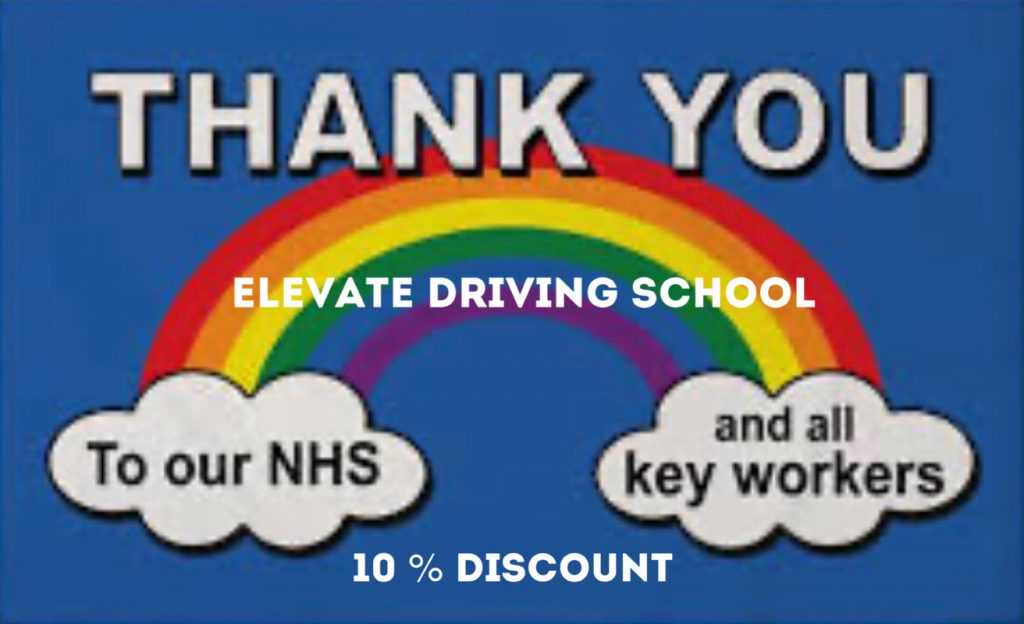 Key Worker Driving Lessons in Nottingham, NHS, Emergency Driving Tests